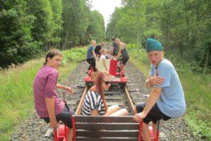 Erlebnis Yoga Camp für Kinder . Weidenhof Dossow