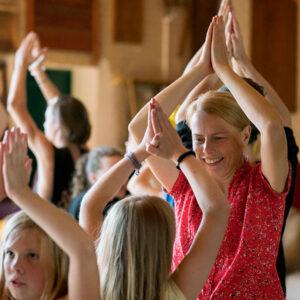 Erlebnis Yoga Camp . Weidenhof Dossow
