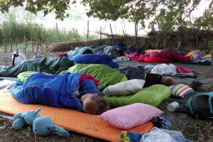 Yoga Camps für Kinder und Teens